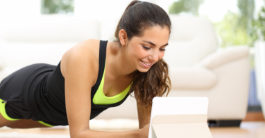 3 options pour faire du gym dans son salon!