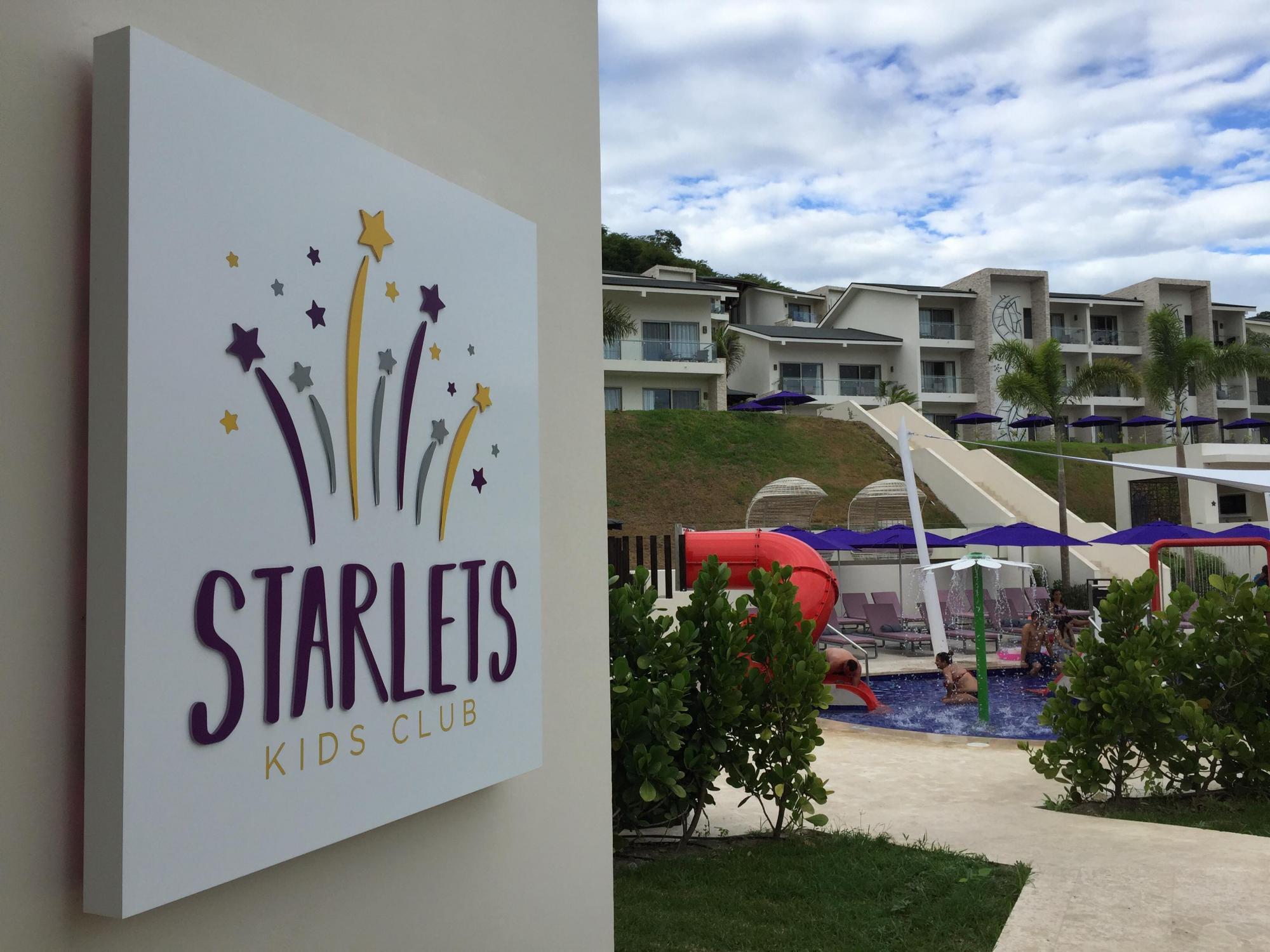 On a visité le Starlets Kids Club du Nouveau Planet Hollywood au Costa Rica
