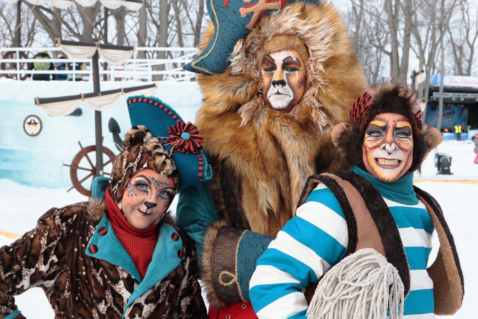 La fête des neiges de Montréal commence cette fin de semaine et on a une surprise pour vous