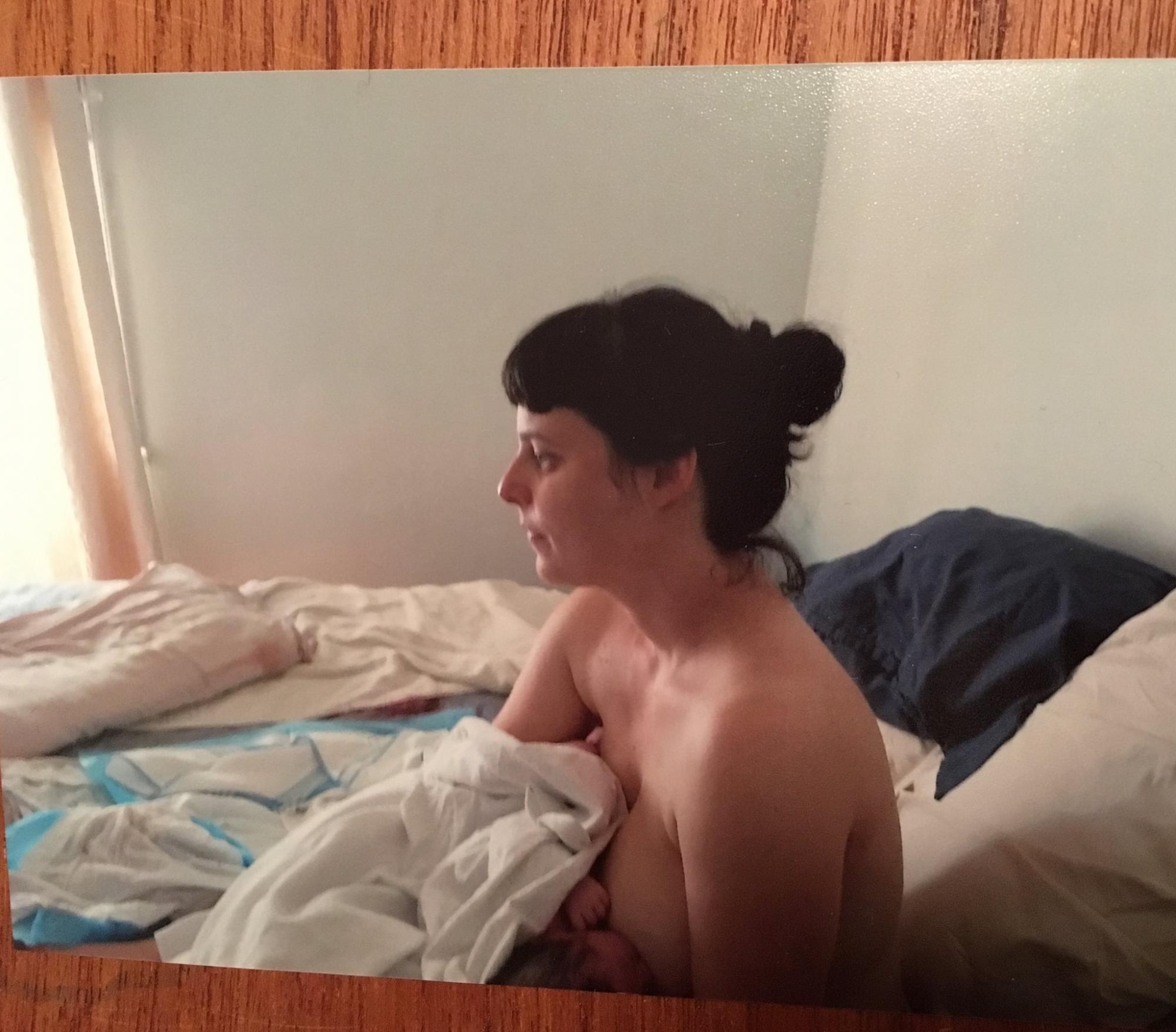 Les plus belles photos de naissance des TPL Moms et Dads