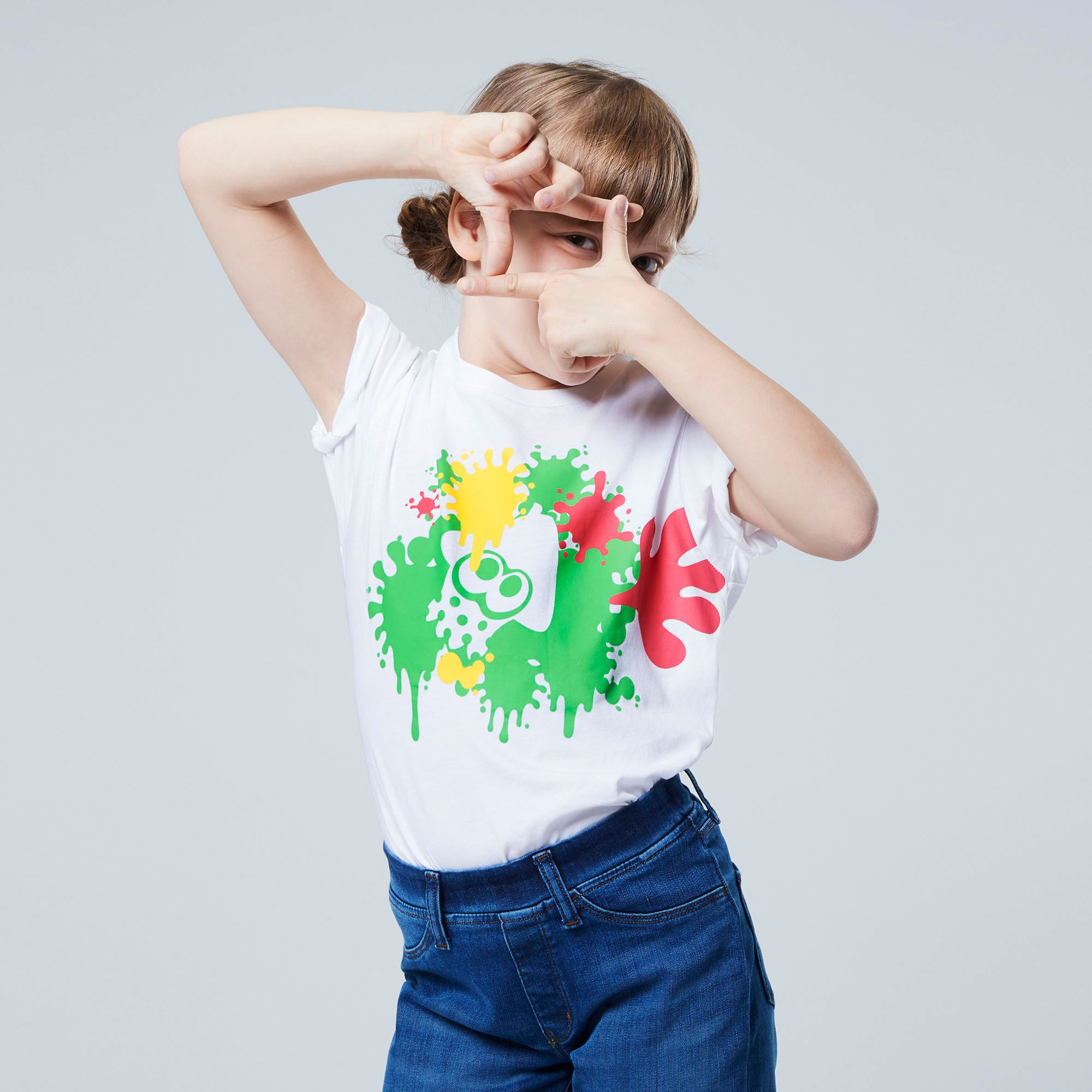 ALERTE CUTENESS! Uniqlo a des chandails à l'effigie de Splatoon! WOW!