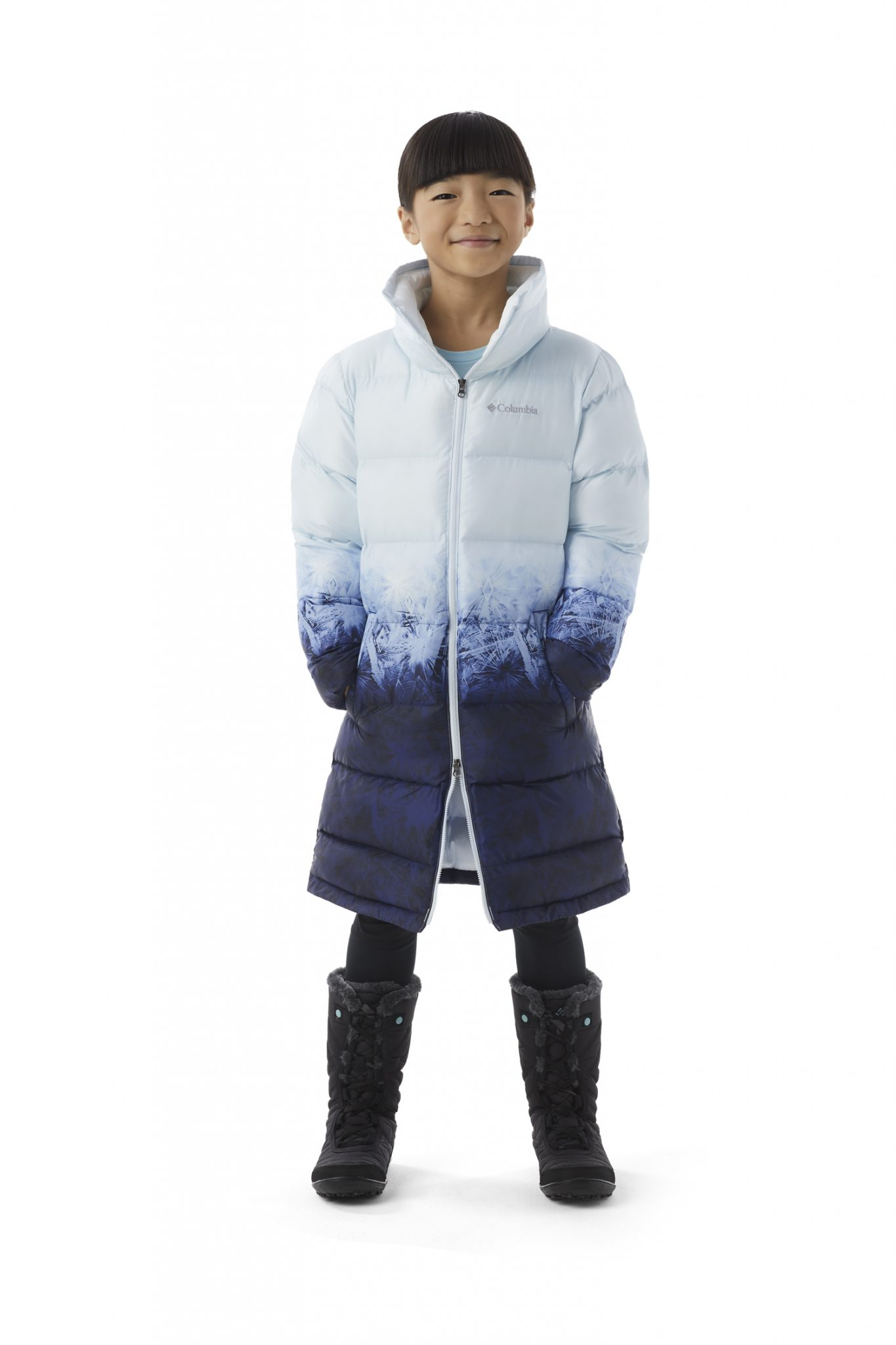 Elsa Long Puffer Youth
