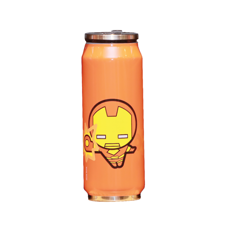 Marvel x MINISO_Canteen_Iron Man_$24.95 CAD