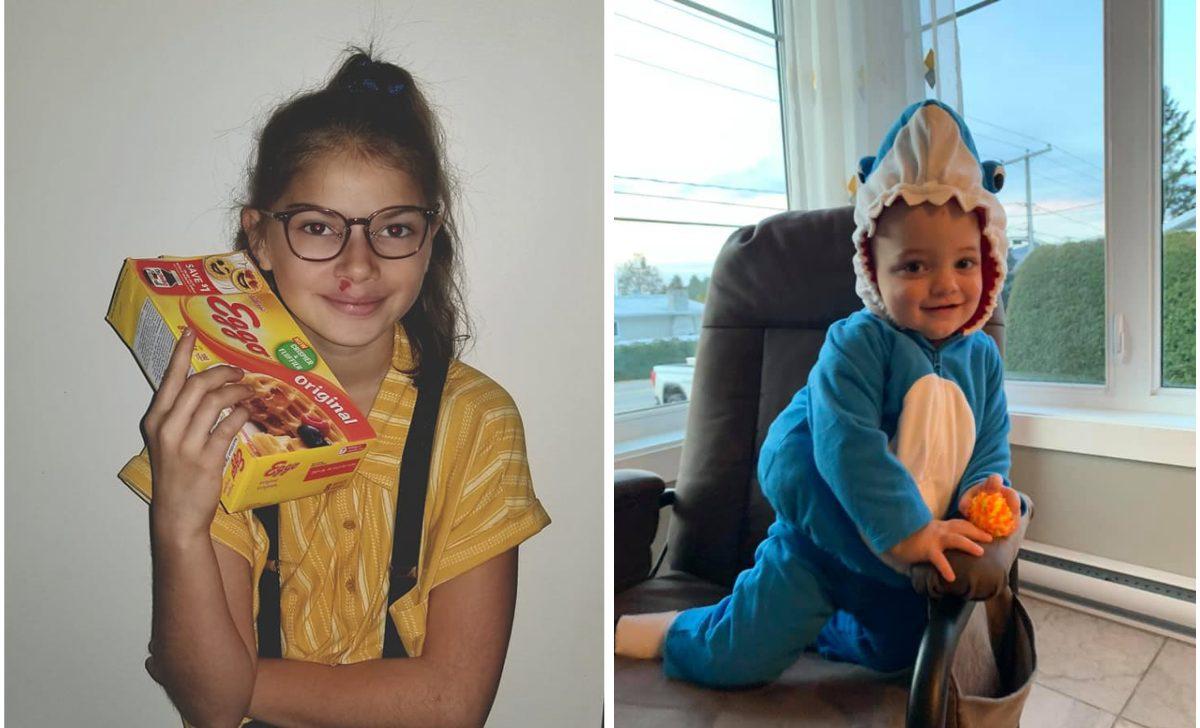 Découvrez les costumes d'Halloween 2020 des TPL Kids!