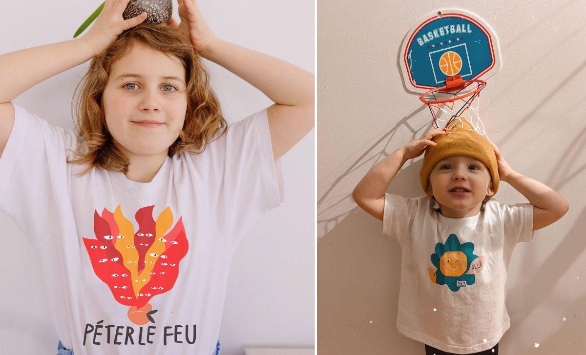 Cette collection de vêtements célèbre les enfants neuroatypiques