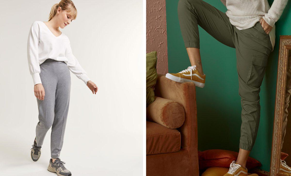 10 pantalons confortables et stylés pour les journées à la maison