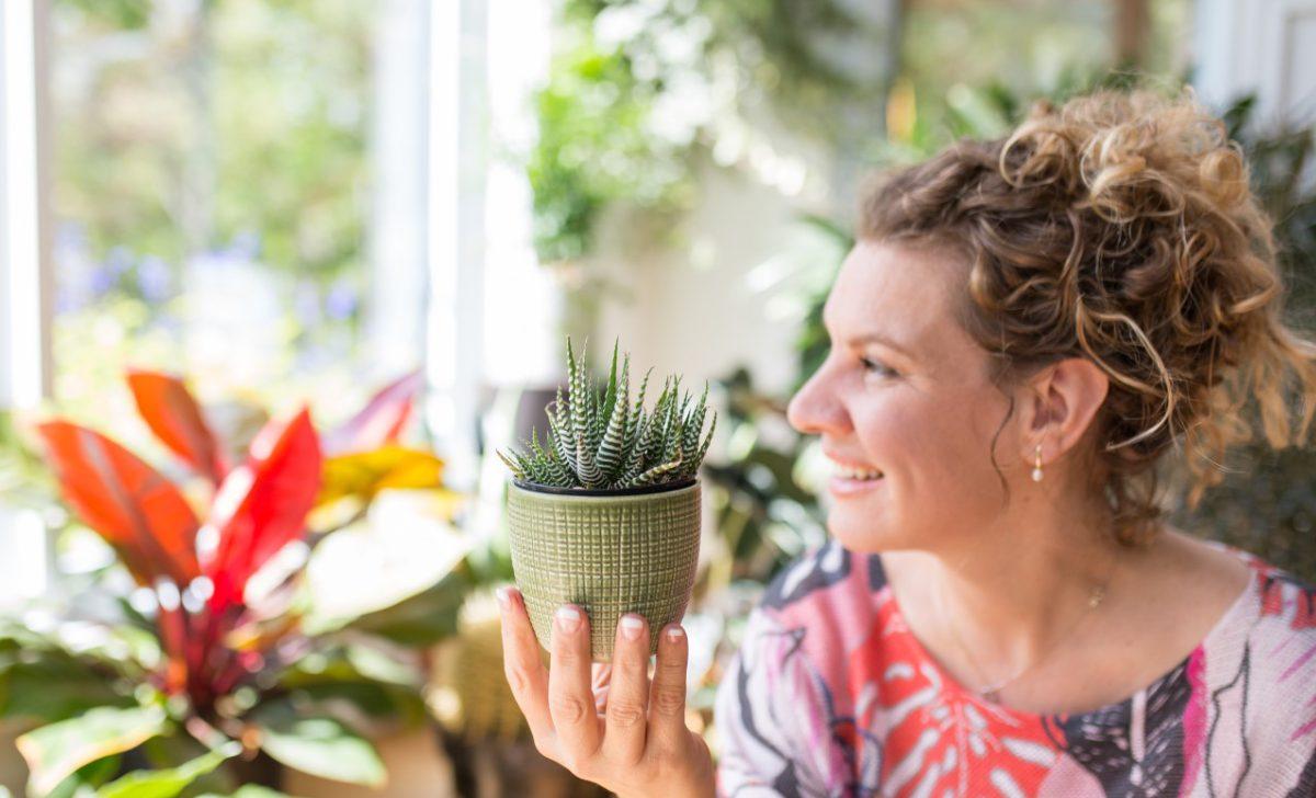 Découvrez « Le mois des bébés plantes » au profit de la néonatalogie