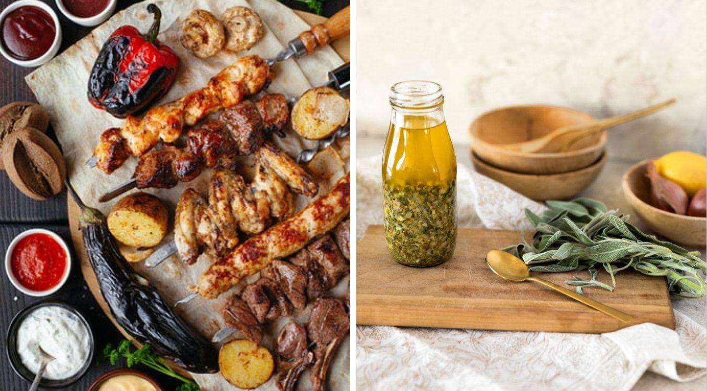 10 recettes de marinades pour apprêter vos protéines en cette saison du barbecue