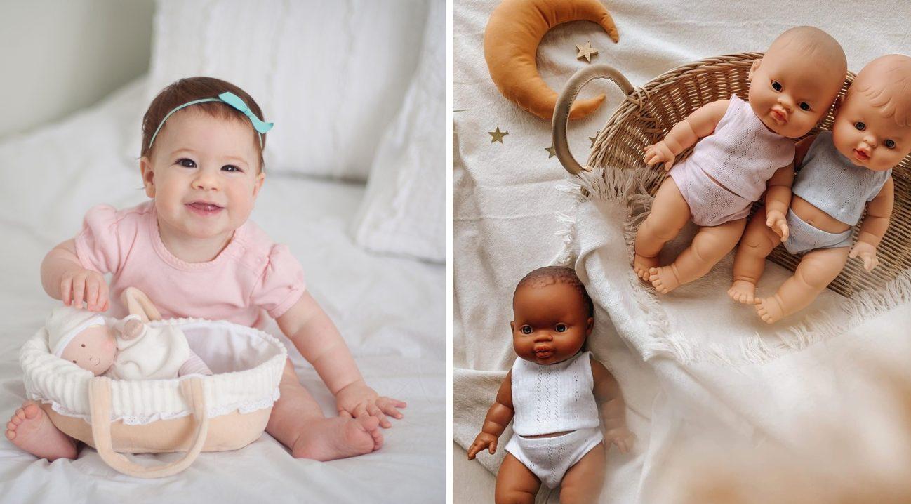 10 jouets et accessoires pour les minis qui aiment jouer à la poupée