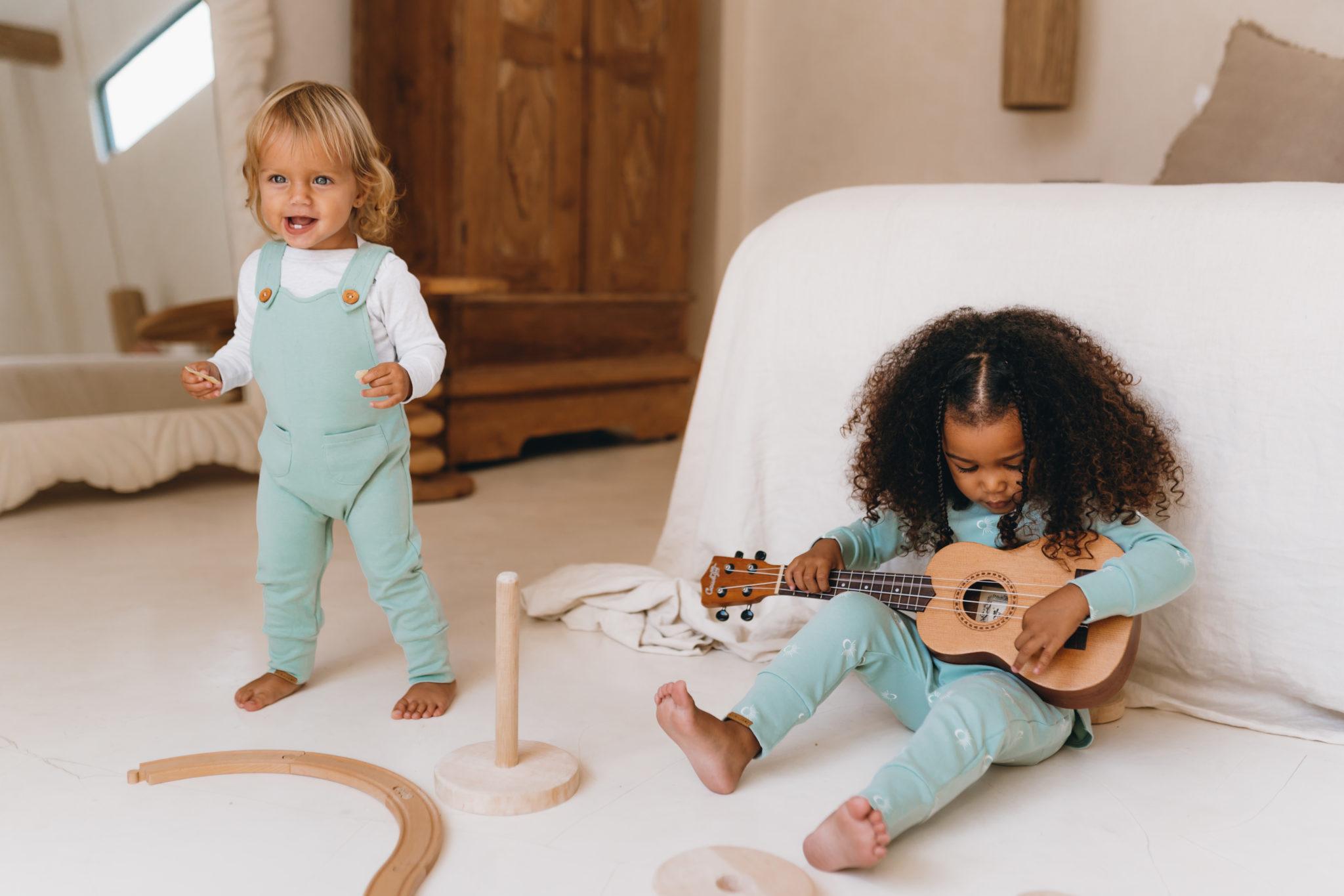 Ken and Jame lance une collection pour enfants